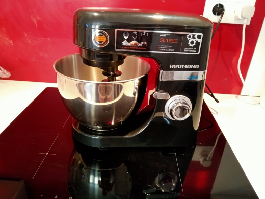 Planetary mixer REDMOND RFM 5318 with bowl for kitchen appliances dough food processor machine|Food Mixers| |  - AliExpress