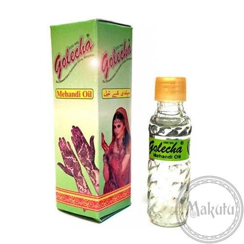 Oil For Mehendi Golecha, 6 Ml
