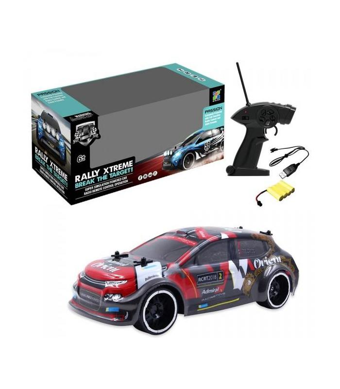 Car R/C Rally Extreme 1:26 Scale With Battery USB FT Toy Store Articles Created Handbook