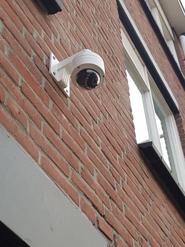 -- Câmera Segurança Hikvision