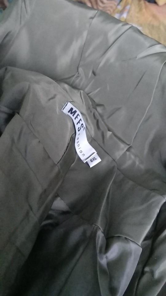 Trincheira grande outwear caBolsa