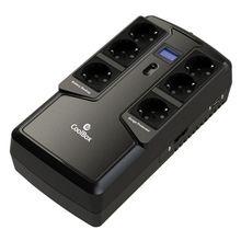 Автономный UPS CoolBox COO-SAISCU2-800 480 Вт черный