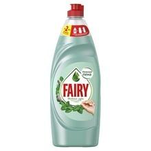 Средство для мытья посуды Fairy Нежные ручки Чайное дерево и мята 650 мл