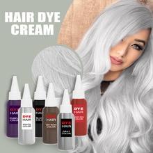 Hair-Dye-Cream Permanent Silver Nature Light-Grey Unisex 30ML Beauty