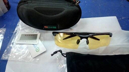 Mulheres Óculos de Visão Noturna Homens Óculos Noturna