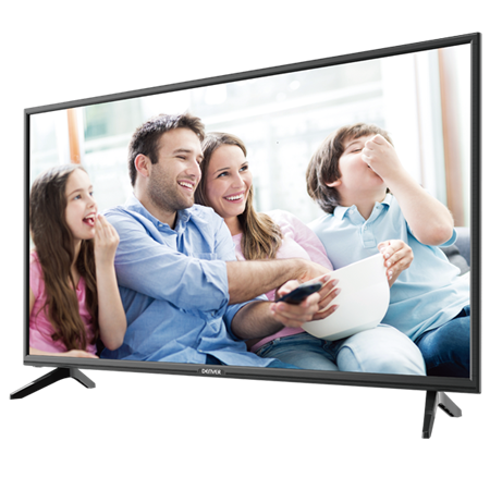 DENVER LDS-4074 Led TV 40 Full HD Smart TV Netflix 3xHDMI Triple Tuner Efficiency Color Black Energy A + Resolution 1920 x 1080 Television Diagonal Screen Television Technology LED Display