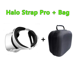 2021 New Halo Strap for Oculus Quest 2 Adjustable Elite Strap Improve Plate Comfort Forehead Support Head Band VR Accessories