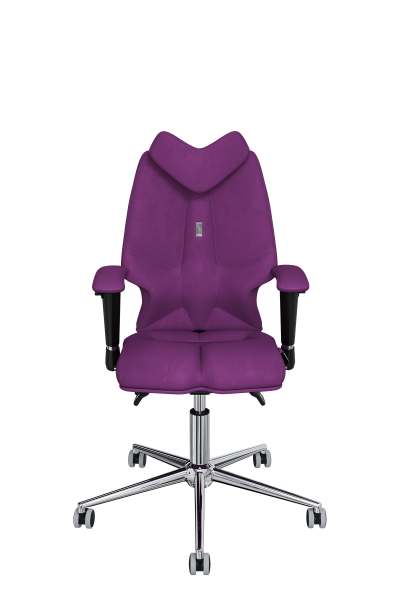 Chair Office KULIK SYSTEM KIDS Purple For Children And Teenagers Computer Эргономичное 5 Zones Control Spine
