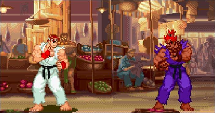 上市25年后 玩家发现SFC《少年街霸2》可使用真豪鬼