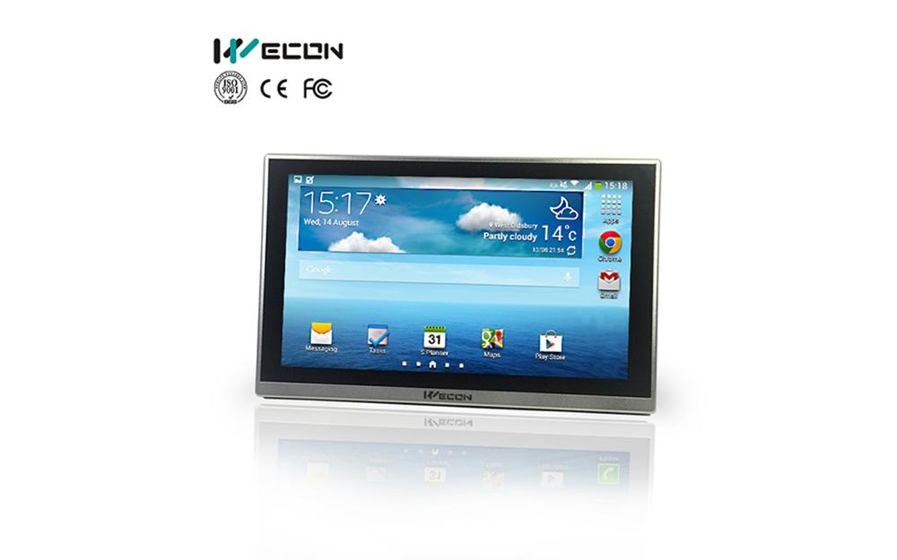 Wecon 12inch Android HMI(Android Panels) With Capacitive Touch Screen High Speed And Performance