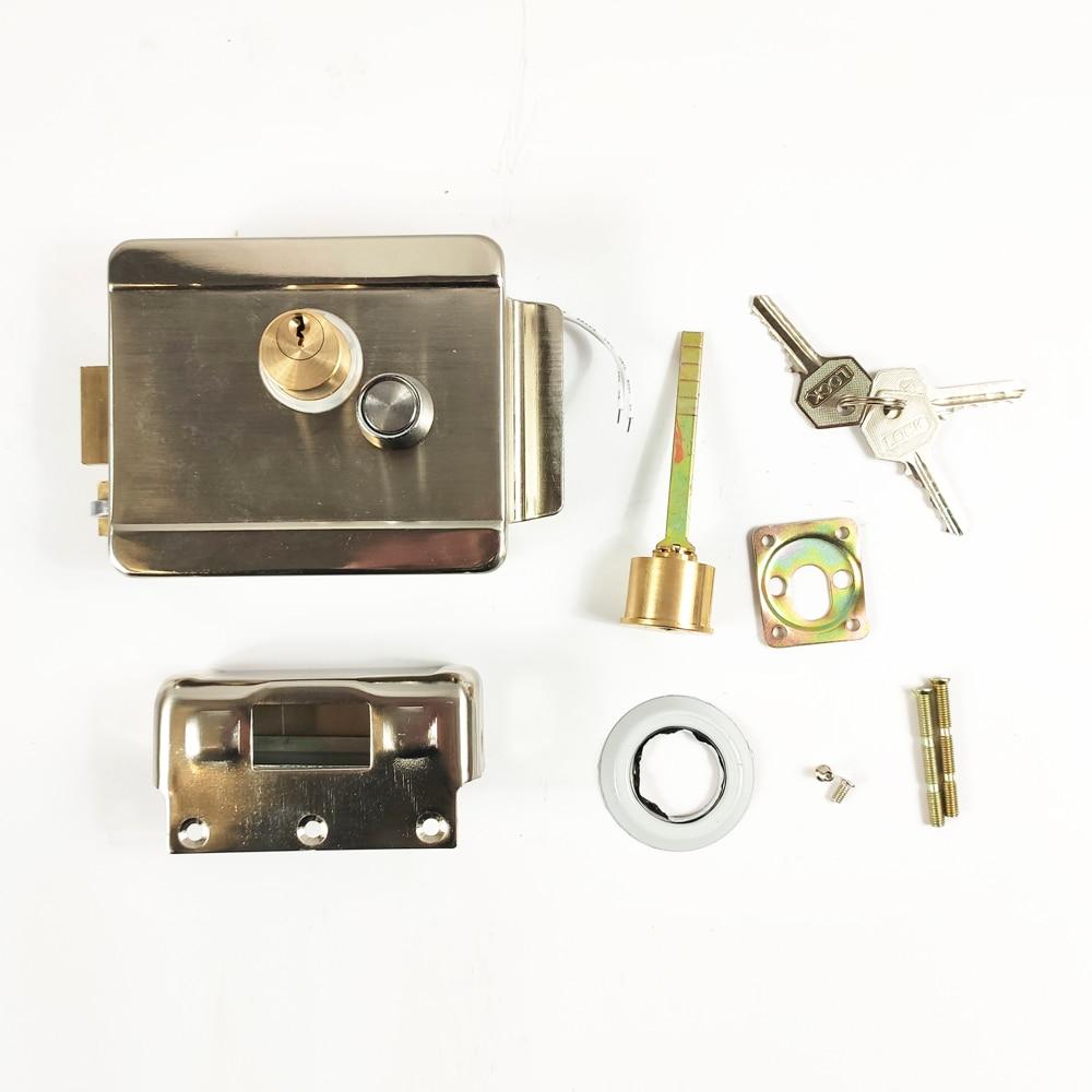 Laid On Electromechanical Lock FASS LOCK Ver.: 2.0