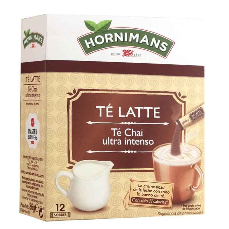 You Latte Chai Ultra Intense Resolvable 12 Sachets Hornimans