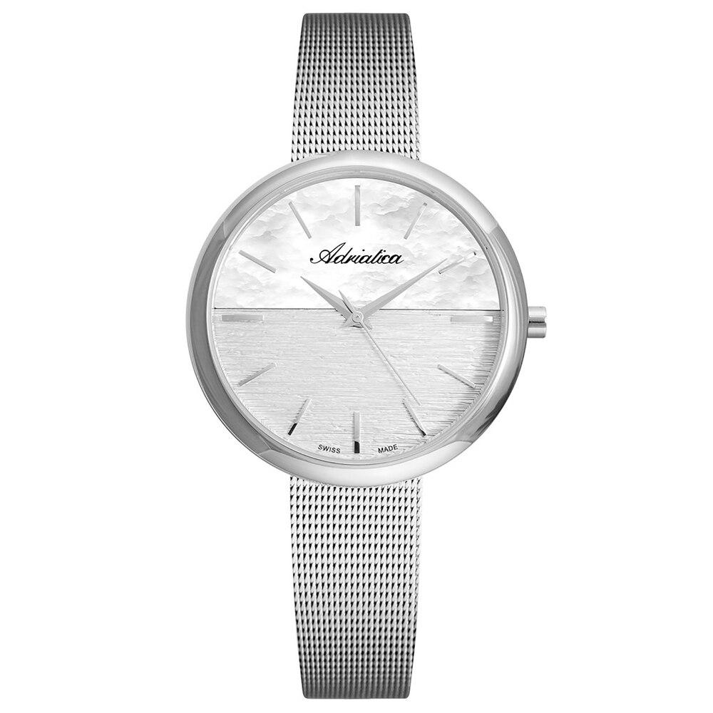 Women's Watch A3525.5113q On A Steel Bracelet Mineral Glass SUNLIGHT