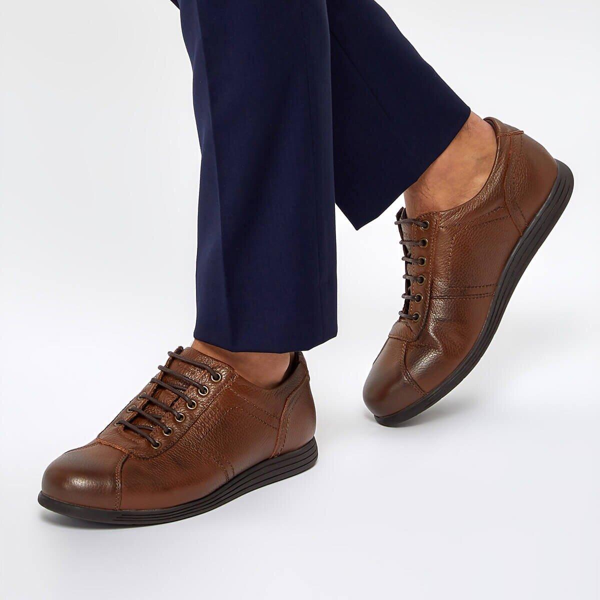 FLO 225044 9PR Tan Men Sneaker Shoes By Dockers The Gerle