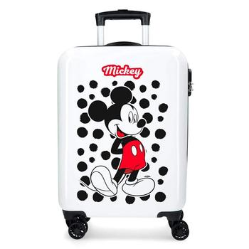 Cabin suitcase rigida M Mouse 55x36x20cm. Free Shiping log cabin suitcase man spider dimensions 55x38x20cm free shipping