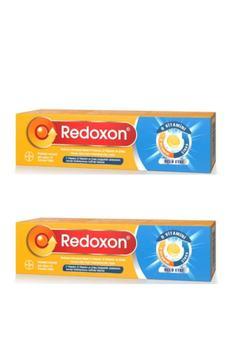 Triple Effect C Vitamin Vitamin D Zinc Effervescent 15 Tablet - 2 Box EXP: