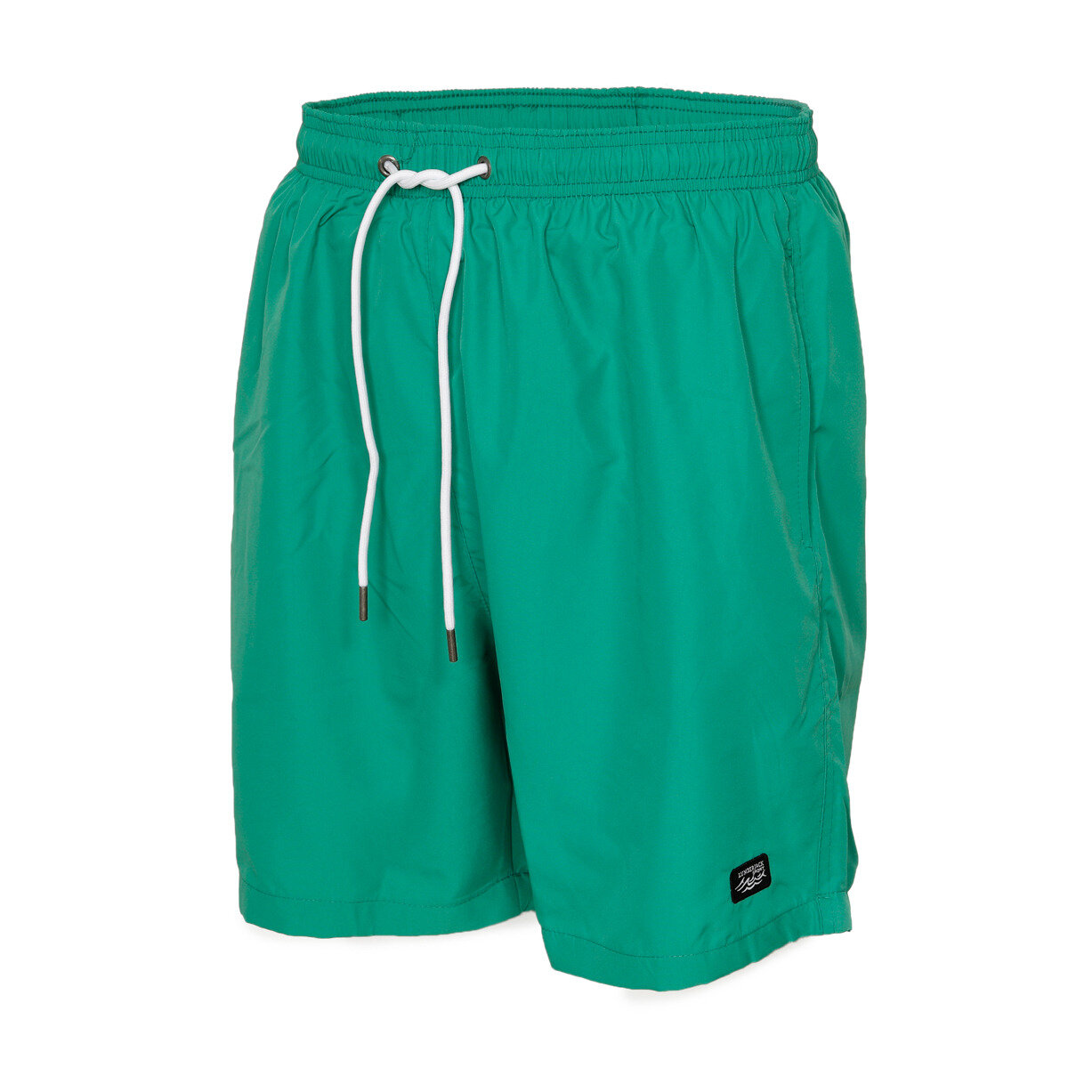 FLO M-1670 FİTZROY SEA SORT Green Male Sea Shorts LUMBERJACK