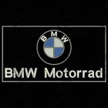 BMW MOTORRAD PARCHE BORDADO, Iron Patch, Gestickter Patch, Patch Brode, Remendo Bordado, Toppa Ricamata