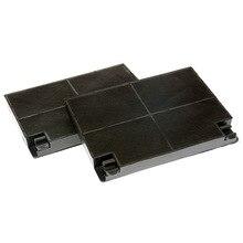 Вытяжка Активный угольный фильтр Замена для Zanussi ZHP637X угольный фильтр набор