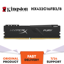 KINGSTON HyperX FURY 3200MHz 8GB / 16GB DDR4 PC RAM HX432C16FB3/8-HX432C16FB3/16