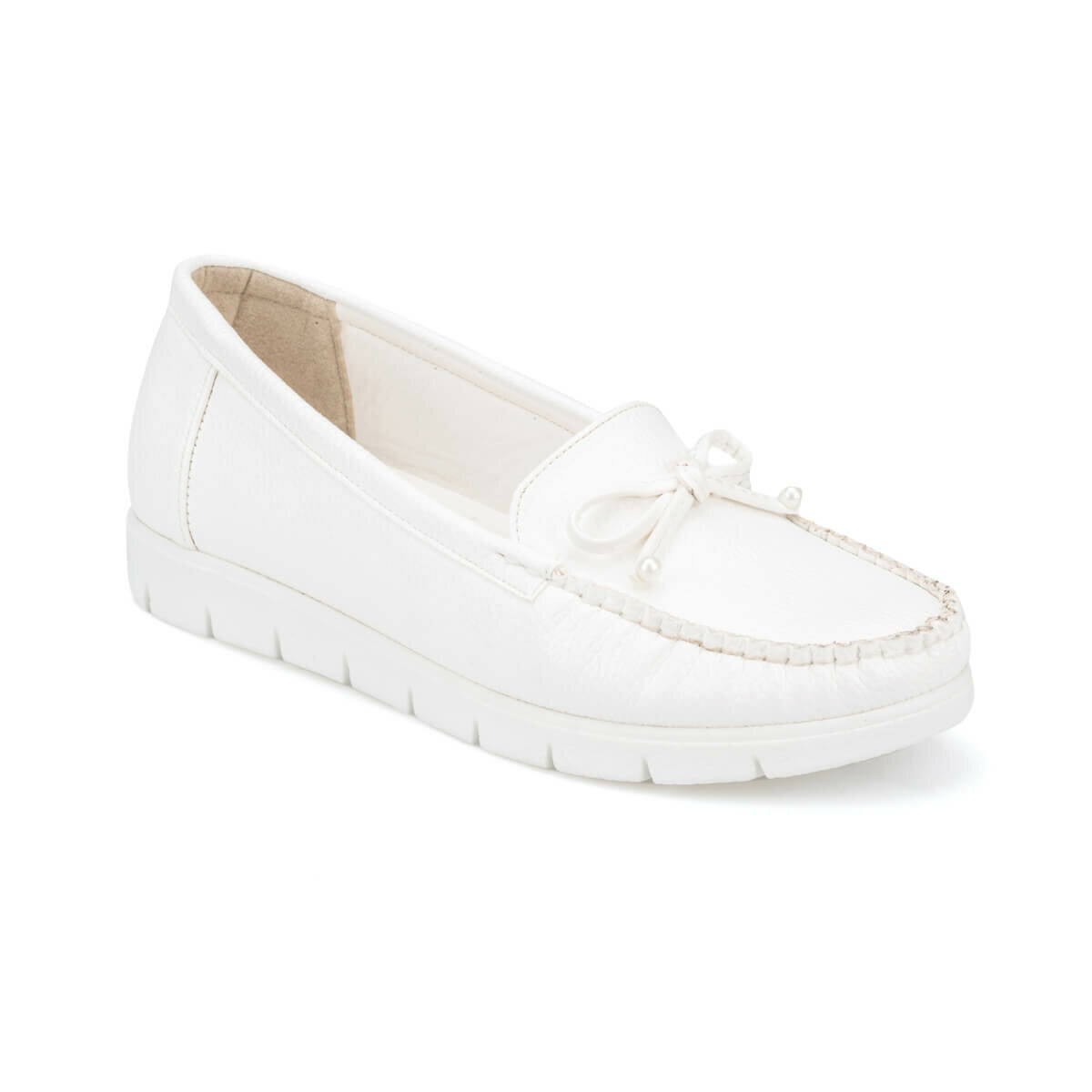 FLO 91.150658.Z White Women 'S Shoes Polaris