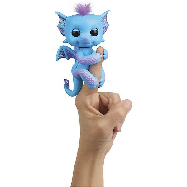 """Dedos interactivos de dragón WowWee """"Tara"""", 12 cm"""