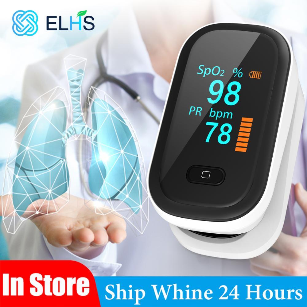 Пульсоксиметр SPO2, Пальчиковый оксиметр, измеритель насыщения крови кислородом, OLED-дисплей, монитор сердечного ритма пульсоксиметр тономет...