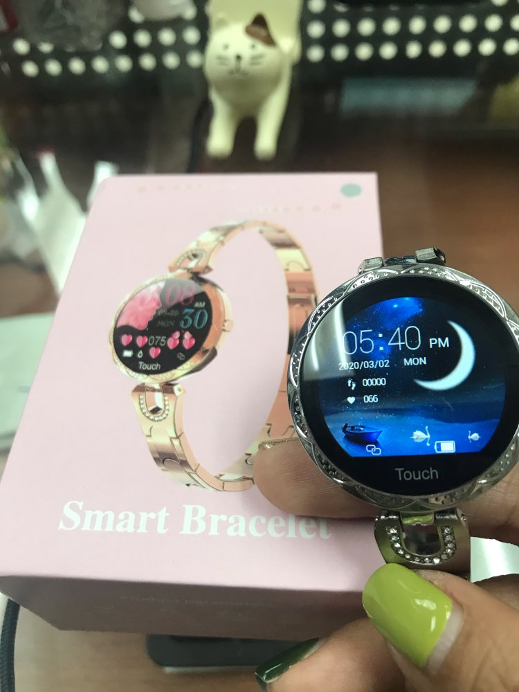 LEMFO Fashion Women Smart Watch Waterproof Heart Rate Blood Pressure Monitor Smartwatch Gift For Ladies Watch Bracelet|Smart Watches| |  - AliExpress