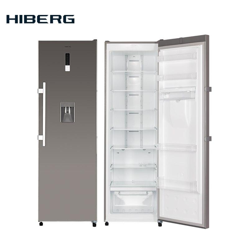 Refrigiretor HIBERG RF-35D NFX Home Appliance Freezer Kitchen Appliances