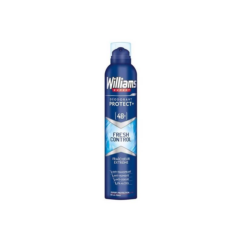 Deodorant Spray Fresh Checkpoint Williams (200 Ml)