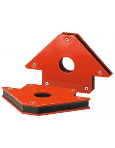 TENGTOOLS 37300100 SQUARE MAGNETIC WELDING MH75 120X82