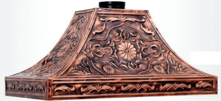KUTLU COPPER PADDLE BOX