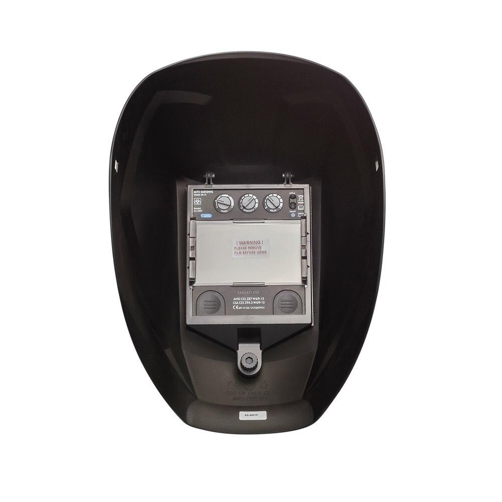 Maska do spawania Svarog AS-4001F prawdziwy kolor TECHNO akcesoria spawalnicze maska spawalnicza ochrona oczu ochrona twarzy