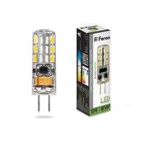 Lamp led Feron lb 420 12 v G4 2W 4000K 25448