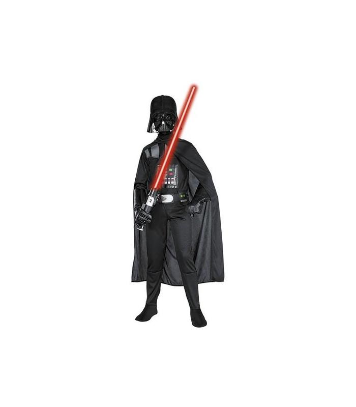 Costume Darth Vader Star Wars Mascara 12 Toy Store