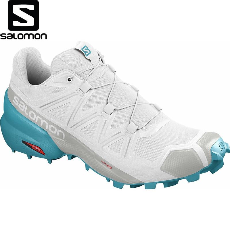 Salomon Speedcross-Zapatillas De Correr Para Mujer, 5 W, Para Exteriores, Nueva Temporada, Alta Calidad