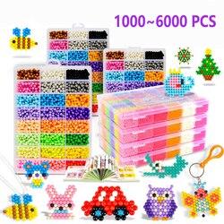 32 Kleuren 3D Refill Kralen Parels Puzzel Kinderen Speelgoed Voor Meisjes Handgemaakte Montessori Crystal Diy Water Spray Kralen Games Magic speelgoed