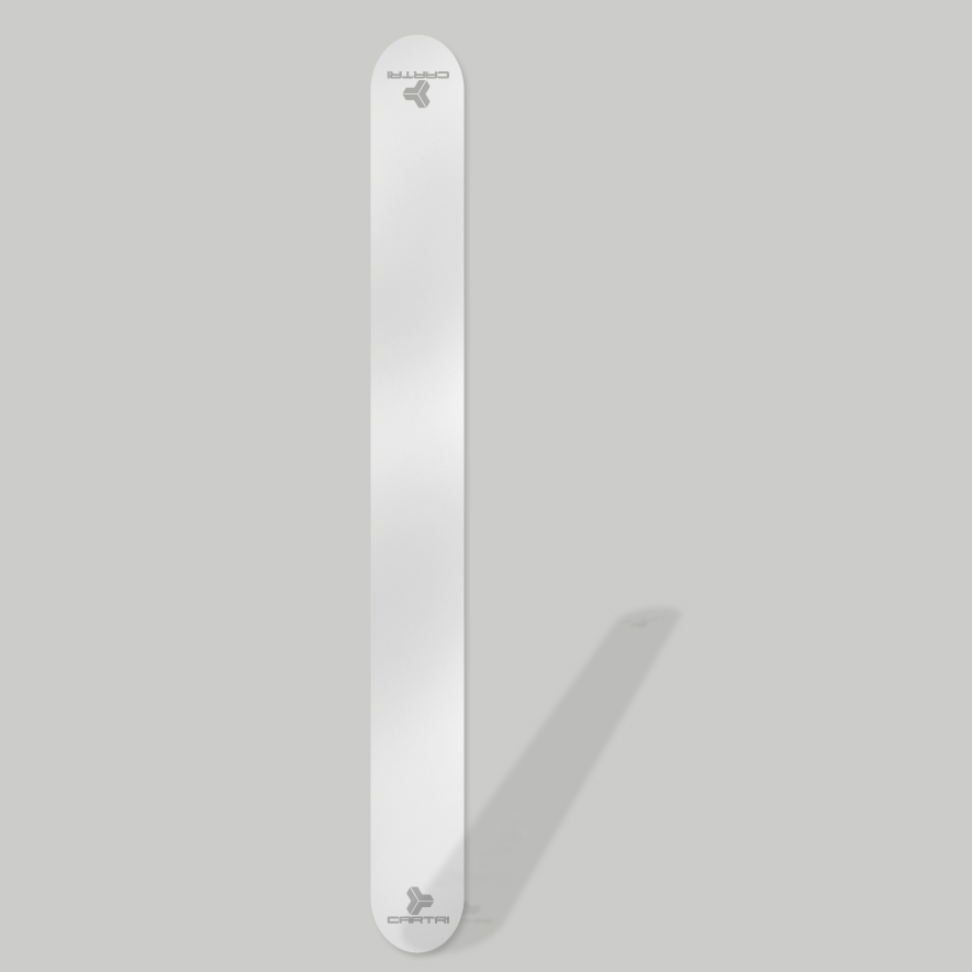 CARTRI Protector Spade Paddle Clear
