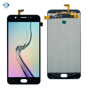 Image 1 - 5.5 Full Lcd For VIVO Y69 LCD Display Touch Screen Digitizer Assembly Replacement Parts for Vivo Y69 Display Full Set