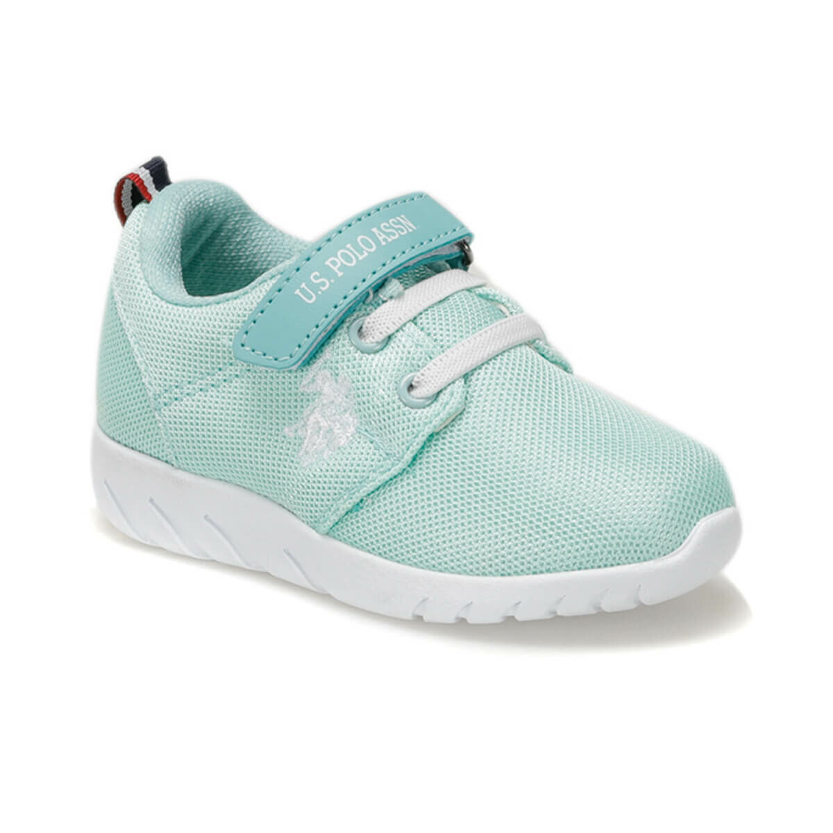 FLO HONEY Mint Unisex Children Sneaker Shoes U.S. POLO ASSN.