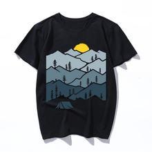 Camper женские футболки Классическая футболка с короткими рукавами