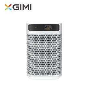 Xgimi mogo pro smart 1080 p projetor portátil android9.0 tv mini projetor com 10400 mah bateria cheia hd dlp proyector portátil