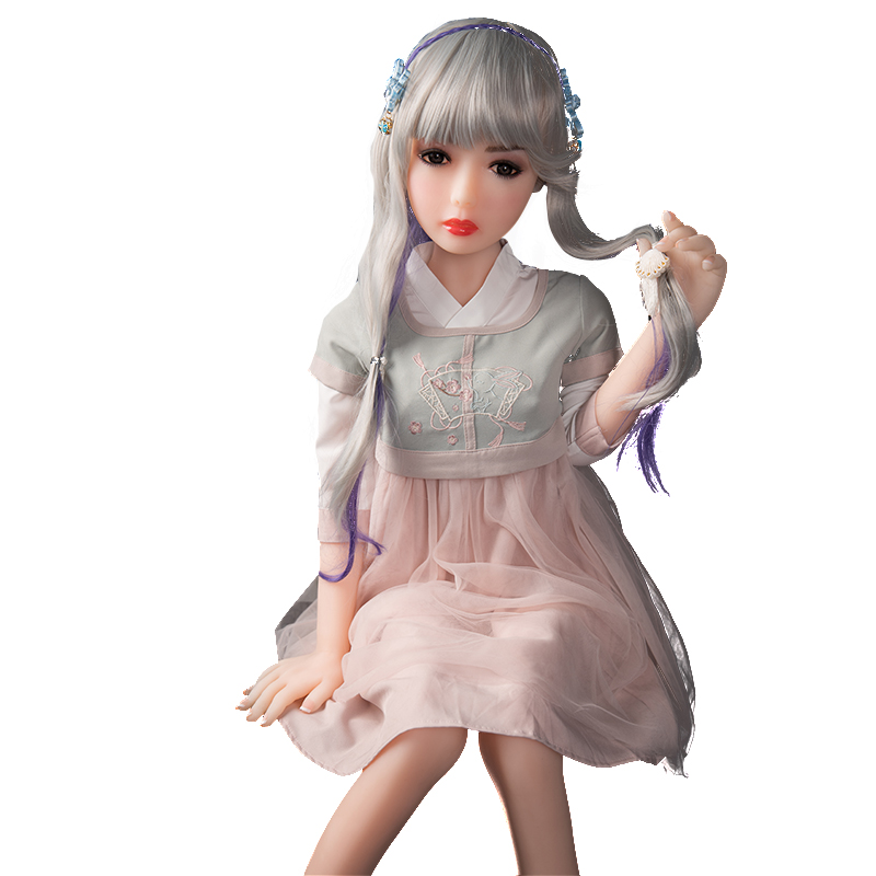 USA Hot Selling 100cm Japan 18 Age Girl Doll 100% Medical TPE A Cup Small Breasts Boobs Tits Mini Sex Doll - 6