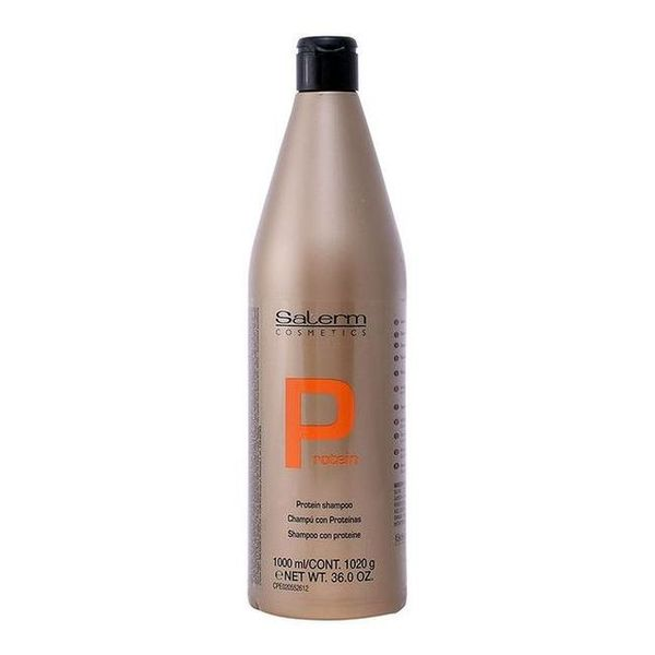 Nourishing Shampoo Protein Salerm (250 Ml)