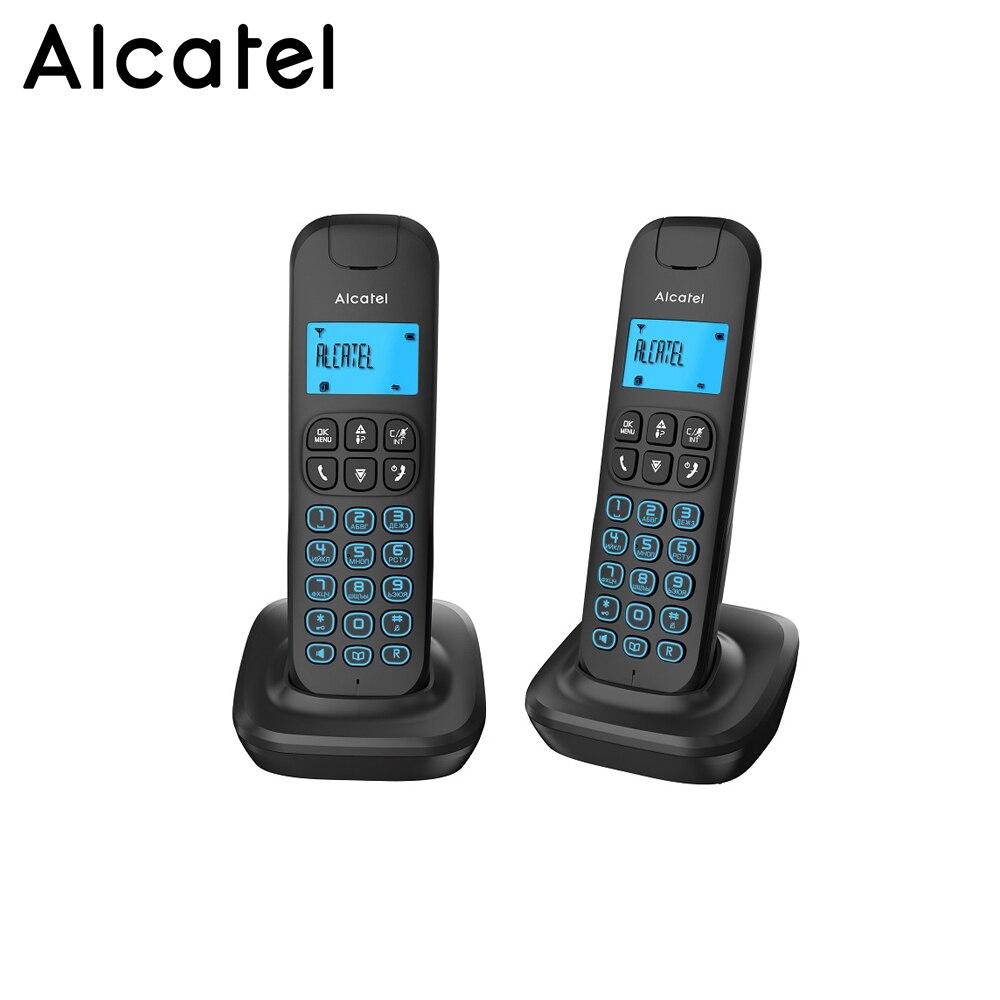 Радиотелефон ALCATEL E192 DUO RU BLACK