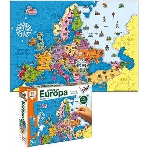 Развивающая игрушка Diset в страны Европы (68947), цвет/разные модели