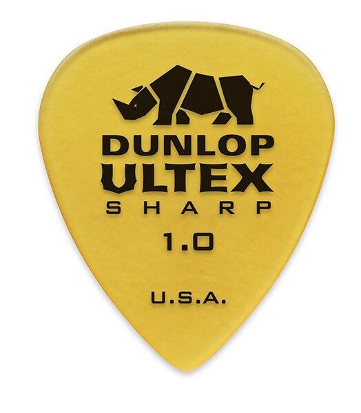 433r1. 0 Ultex Sharp Thickness Mediator 1,0mm Packing 72 PCs Dunlop