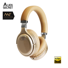 Wired Headphone Bluetooth-Headset Alien Secret Cancelling Hifi-Sound Deep-Bass with Active Noise