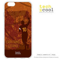 FunnyTech®Stand case for Xiaomi Silicone Note Redmi 4 Roma Eternal captain Francesco Totti vers.2