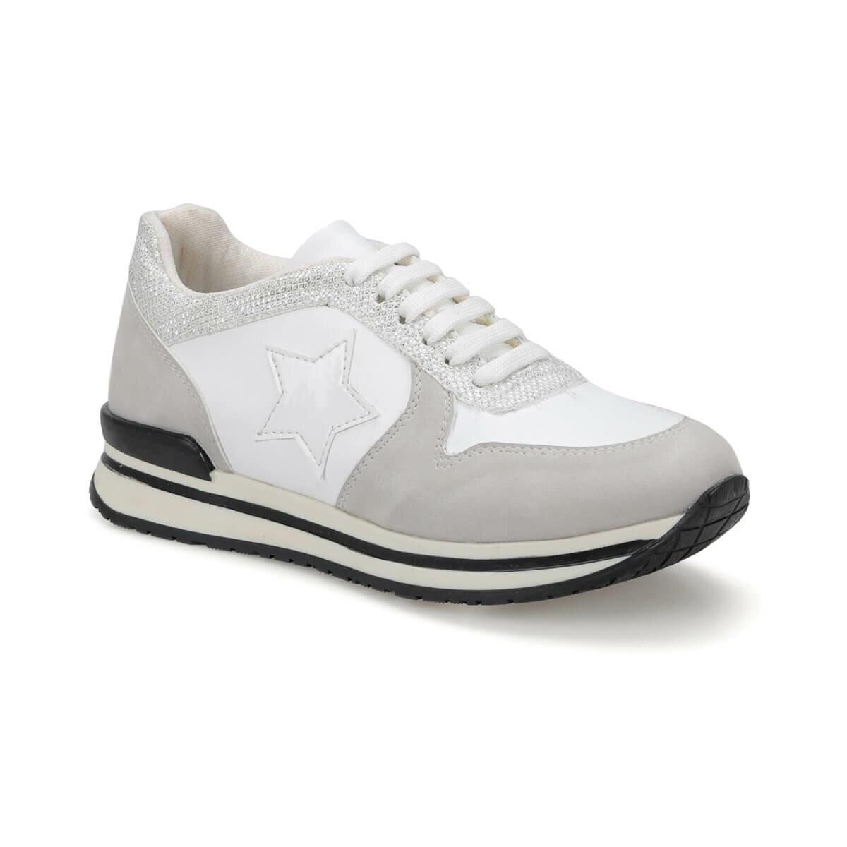 FLO CS19091 Gray Women 'S Sports Shoes Art Bella